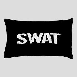 Police: SWAT (Stencil) Pillow Case