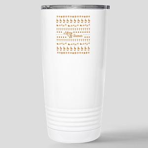 MERRY WINEMAS Travel Mug