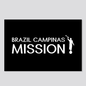 Brazil, Campinas Mission Postcards (Package of 8)