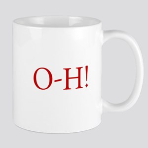 oh, beautiful day! o-h saying, f 11 oz Ceramic Mug