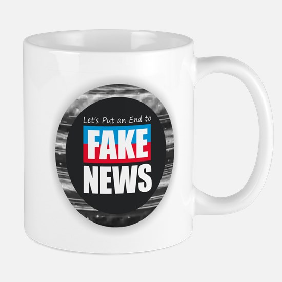 End Fake News Mugs