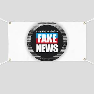 End Fake News Banner