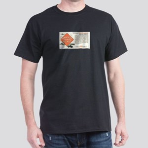 Railway Express Agency 1948 Ash Grey T-Shirt
