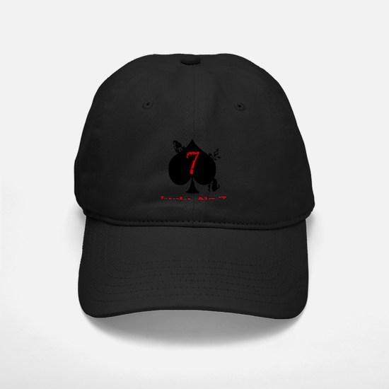 Lucky No. 7 Baseball Hat