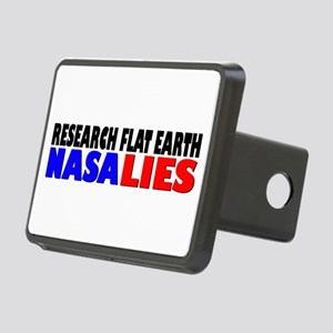 Research Flat Earth Nasa Rectangular Hitch Cover