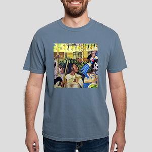 Native Marketplace Mural T-Shirt