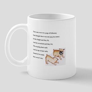 Pugs of Kilkenny Mug