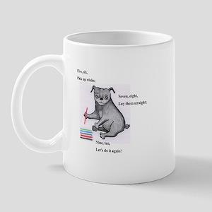 Five, Six... Mug