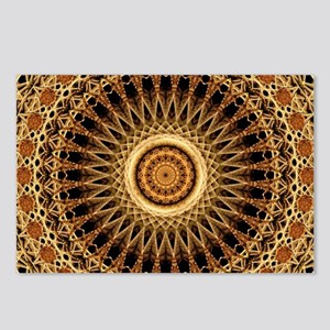 Colluseum Mandala Postcards (Package of 8)