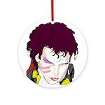 adam-ant-02-ic Round Ornament