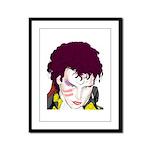adam-ant-02-ic Framed Panel Print