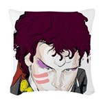 adam-ant-02-ic Woven Throw Pillow