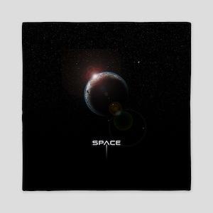 Space Queen Duvet