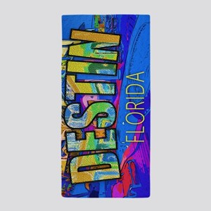Destin Florida Beach Towel