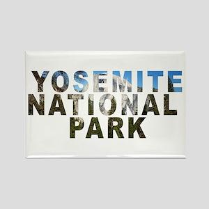 Yosemite National Park Rectangle Magnet Magnets