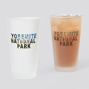 Yosemite National Park Drinking Glass