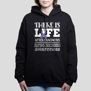 Eating Disorders Periwinkle Ribbon Sweatshirt