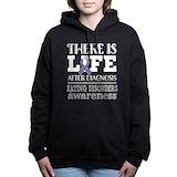 Eating disorders awareness Hooded Sweatshirt