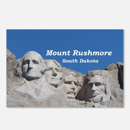 Mount Rushmore Postcards (Package of 8)