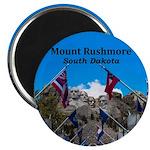 "Mount Rushmore 2.25"" Magnet (100 pack)"