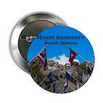 "Mount Rushmore 2.25"" Button"
