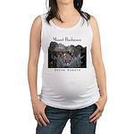 Mount Rushmore Maternity Tank Top
