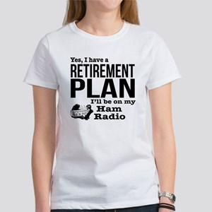 Ham Radio Retirement Plan T-Shirt