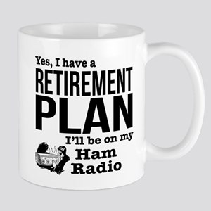 Ham Radio Retirement Plan Mugs