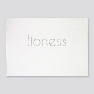 lioness (Candies) 5'x7'Area Rug