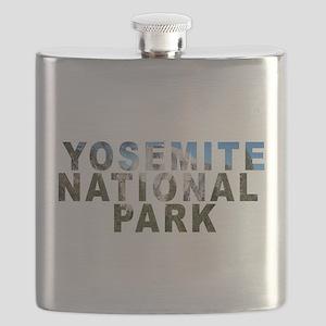 Yosemite National Park Flask