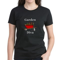 Garden Diva Women's Dark T-Shirt