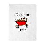 Garden Diva Twin Duvet