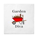 Garden Diva Queen Duvet