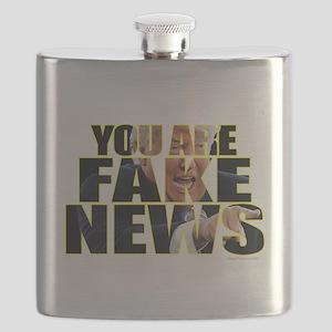 You Are Fake News Flask
