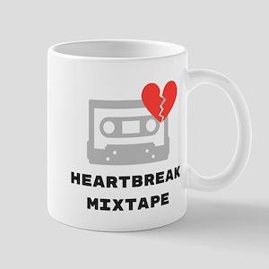 Heartbreak Mixtape Mugs