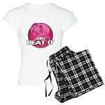 Just Beat It Women's Light Pajamas