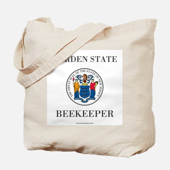 New Jersey Beekeeper Tote Bag