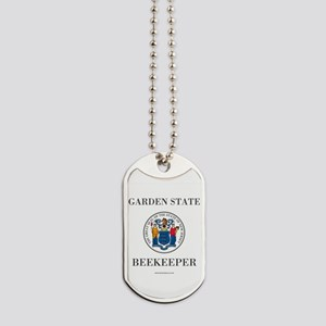 New Jersey Beekeeper Dog Tags