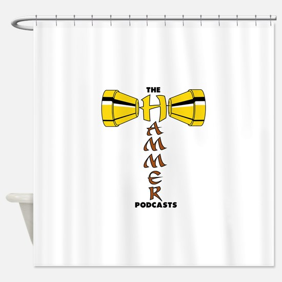 THP-Large Shower Curtain