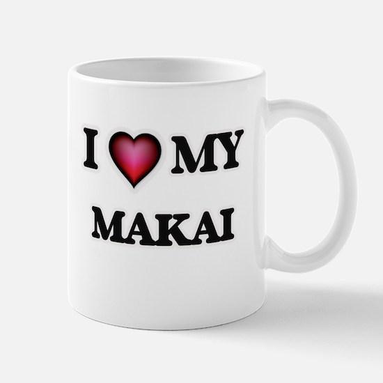 I love Makai Mugs