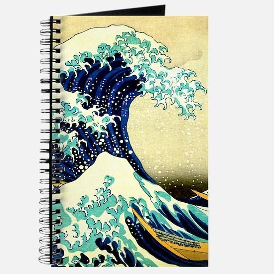 The Great Wave off Kanagawa Ukiyoe Journal