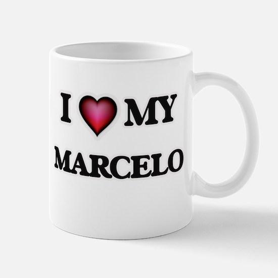 I love Marcelo Mugs