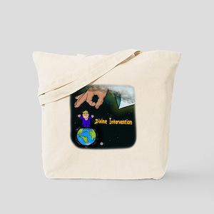 Divine Intervention Tote Bag