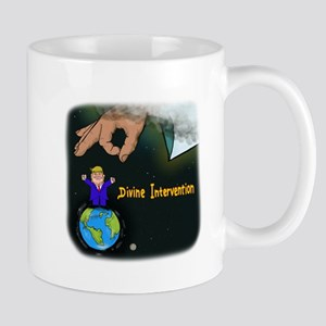 Divine Intervention Mugs