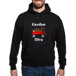 Garden Diva Hoodie (dark)