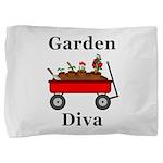 Garden Diva Pillow Sham