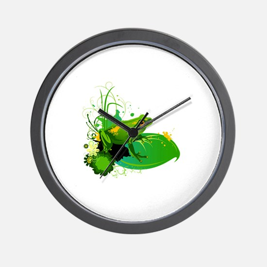 Cool Amphibians and reptiles Wall Clock