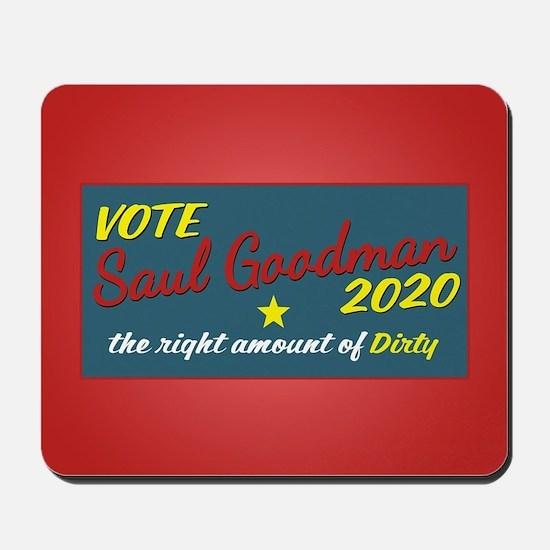 Vote Saul 2020 Mousepad