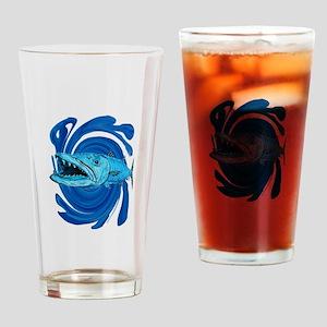 BARRACUDA Drinking Glass