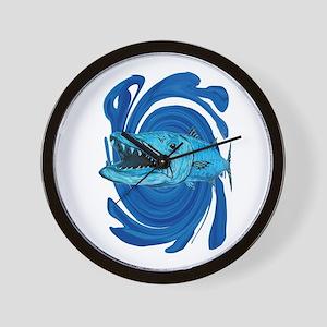 BARRACUDA Wall Clock